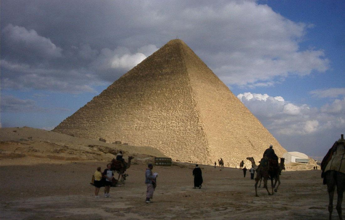 Ägypten Gizeh