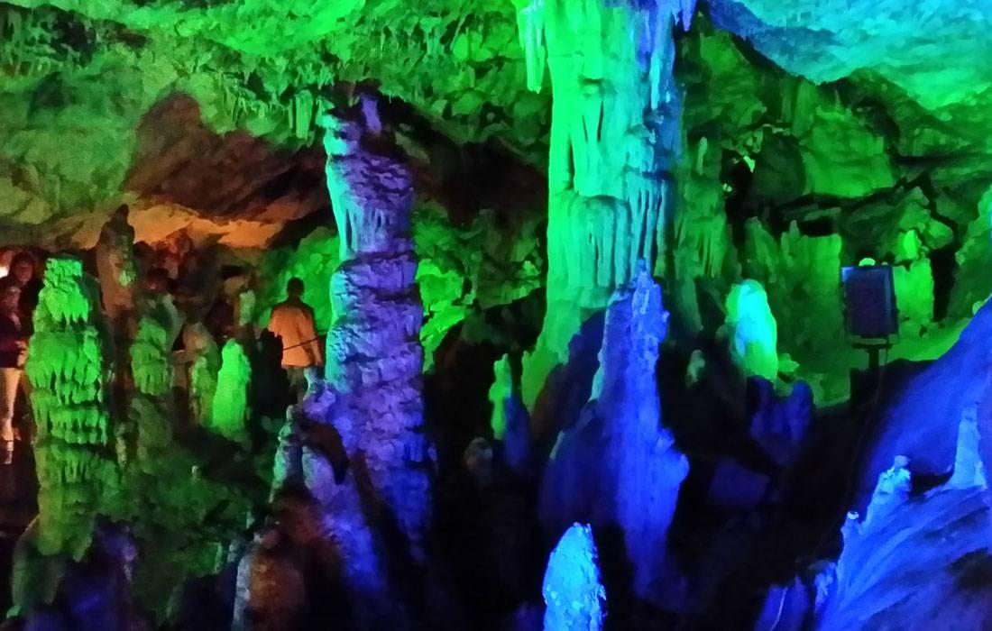Kreta Höhle