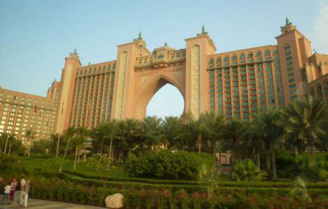 VAE Dubai Atlantis