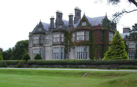 Irland Burg