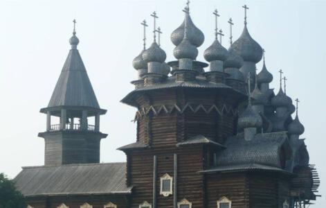 Russland Insel Kishi
