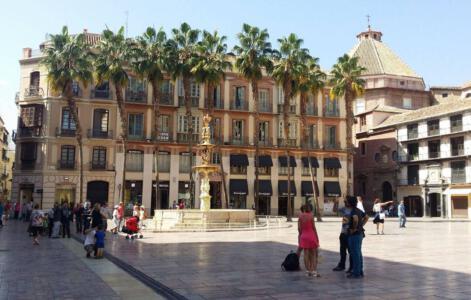 Andalusien Malaga