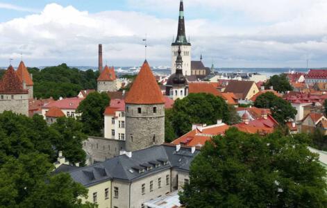 Estland Tallin